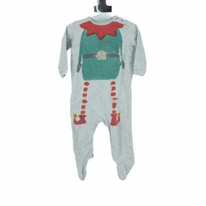 💜5/$25 Christmas toddler elf costume 12-18 months